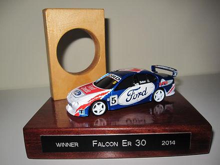 Falcon Er Trophy 2014