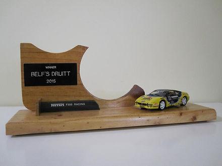 Belfs Druitt Trophy 2015