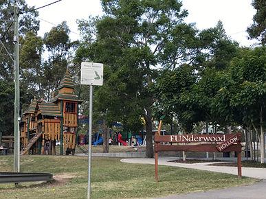 Funerwood Hollow, Underwood Park