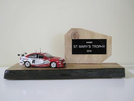 St Marys Trophy 2015