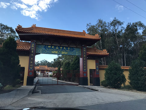 Chung Tian Buddhist Temple  - Rochedale South