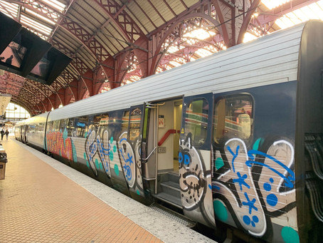 Er graffiti kommet for at blive?