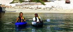 Kayaking at SWC