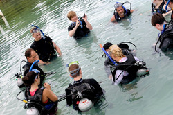 Diving Certification at SWC