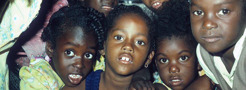 Garifuna & Creole kids