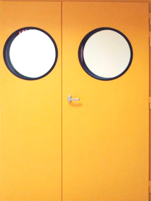 Porte acoustique 38dB et 47dB