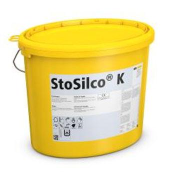 Enduit de finition StoSilco® à base de résine siloxane