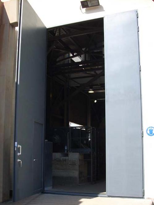 Porte Acoustique Grande Dimension RS3-XL