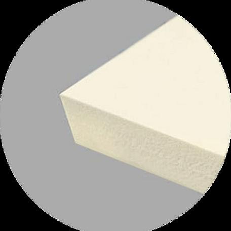 POLY HD panneau isolant thermique à haute densité.