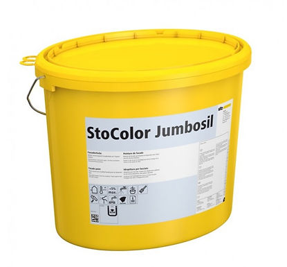 StoColor Jumbosil® Peinture de façade en résine silicone