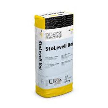 Mortier-colle et sous-enduit hydraulique StoLevell Uni®