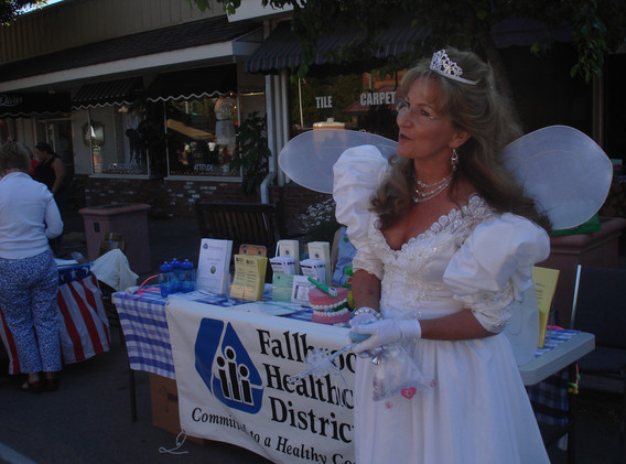 Tooth Fairy at Fallbrook Hot Summer Nights