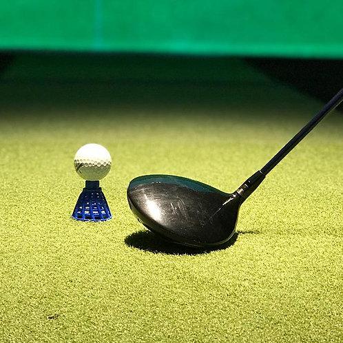 8 Birtee Pro Golf Tee's