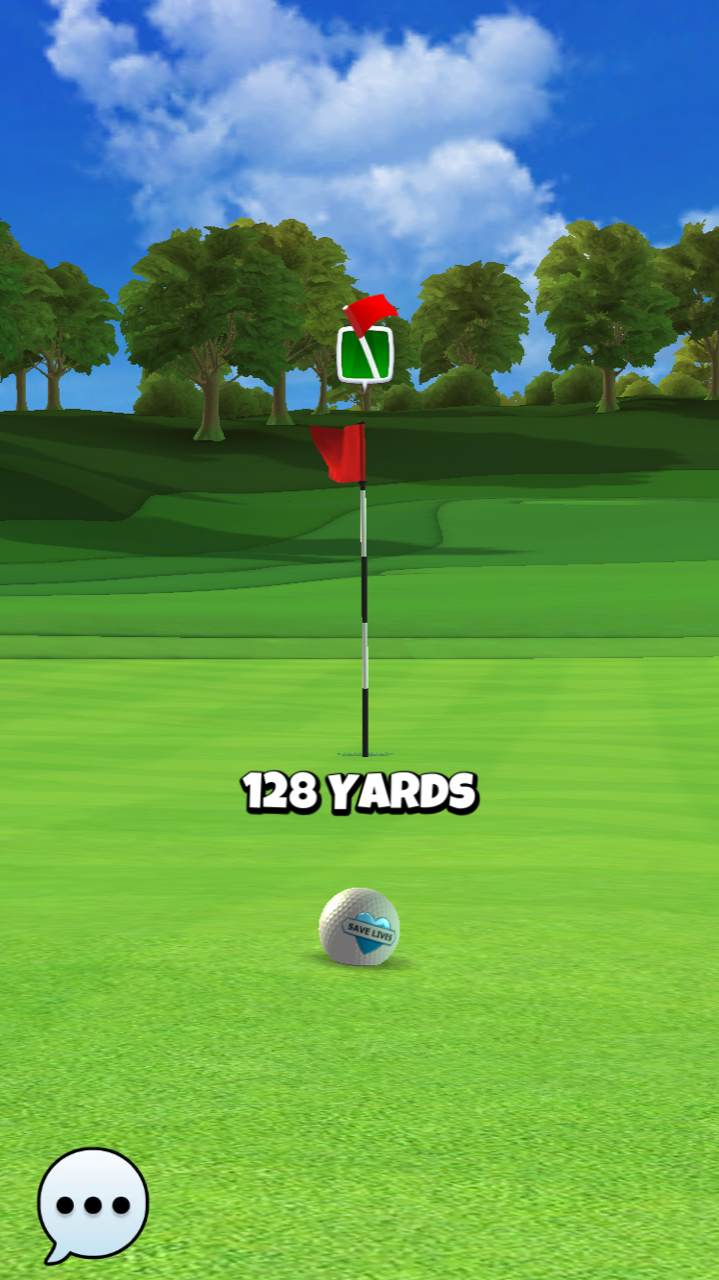 Free golf game for iOS