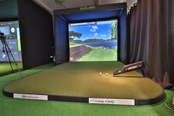 3m Simulator with Huxley False flooring