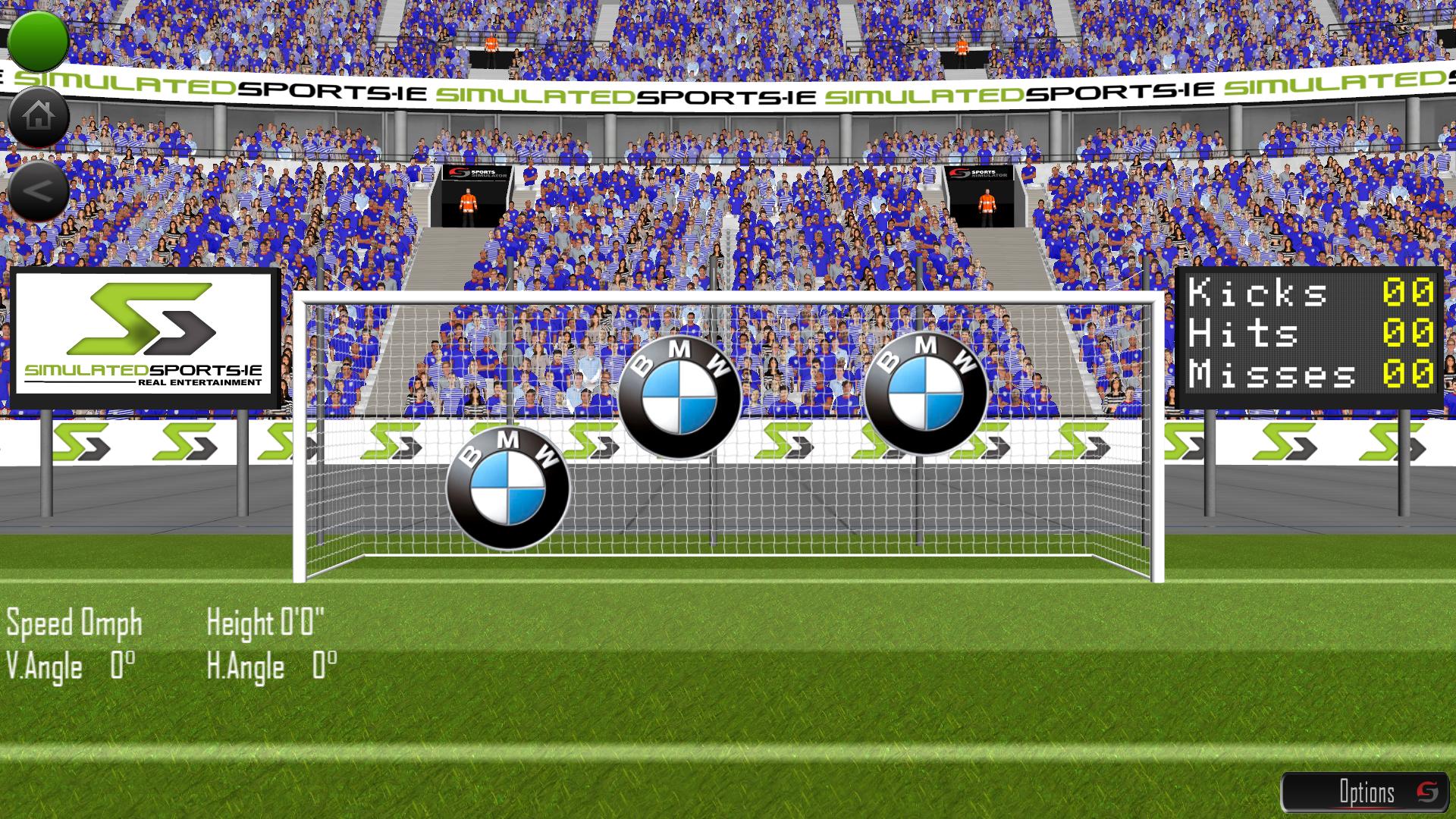 BMW Targets Stade Francais