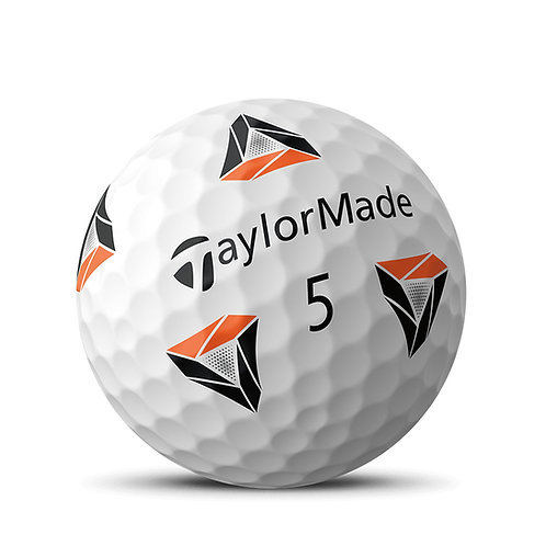 12 TaylorMade TP5 & TP5x Pix Golf Balls