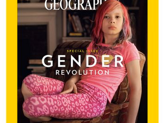 National Geographic Does Gender
