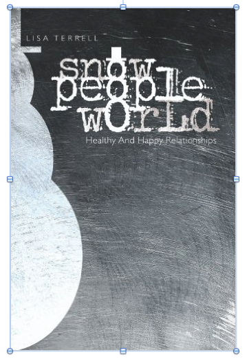Snow People World Book about Talking