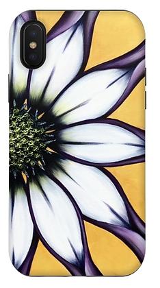 #026 Kaleidoscope Daisy - Protective Phone Case