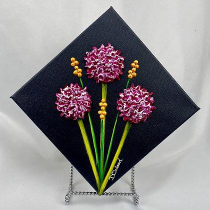 Petite Blooms #1187 (6 x 6)