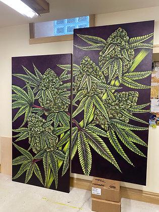 Cannabis Art #6004