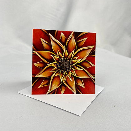 Mini Cards - Persimmon