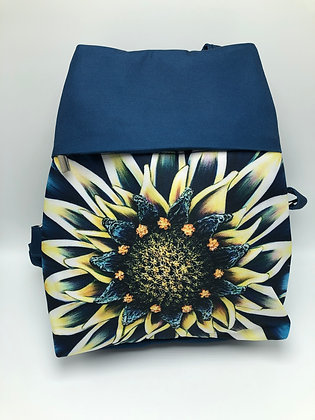 Fashion Backpack - Aqua Mum