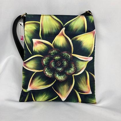 Sling Shoulder Bag - Succulent