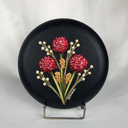 Sm. Circle Bouquet - #1061
