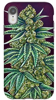 #36 Cannabis - Protective Phone Case