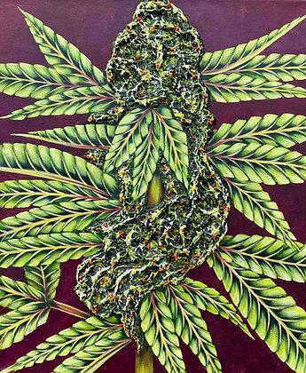 Cannabis Art #6008