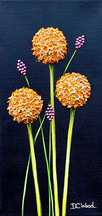 "Petite Blooms - #1188 (6"" x 12"")"