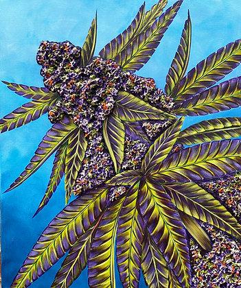 Cannabis Art #6009