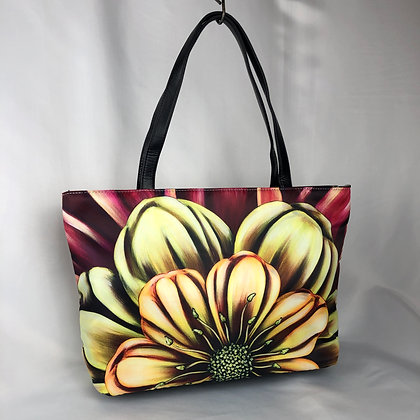 Classic Shoulder Bag- Buttercream