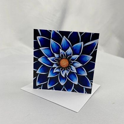 Mini Cards - Into The Blue