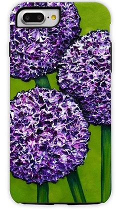 #001 Allium - Protective Phone Case