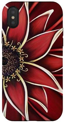 #013 Scarlett Daisy - Protective Phone Case