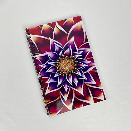 Notebook (lined) - Gilded