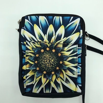 Mini Crossbody - Aqua Mum