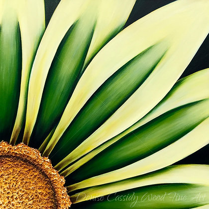 "The Lime Life #695  (30"" x 30"")"