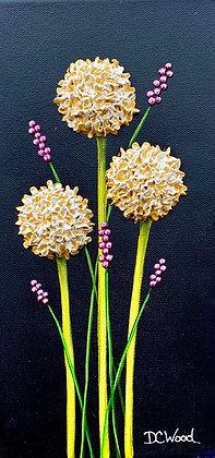"Petite Blooms - #1190 (6"" x 12"")"