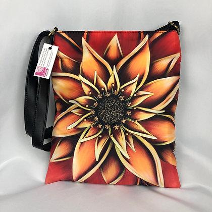 Sling Shoulder Bag - Persimmon