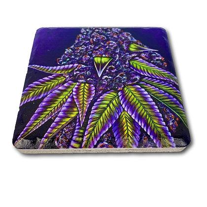 Coaster - Cannabis #6002