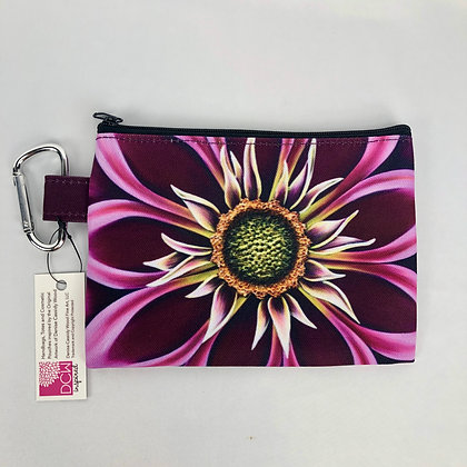Sm. Canvas Cosmetic Pouch (Sm. & Lg.) - Spellbound