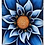 Thumbnail: #027 Into The Blue - Protective Phone Case