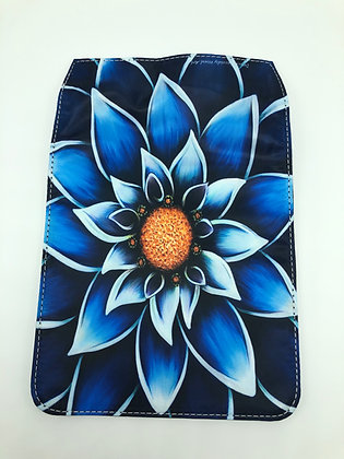 Replacement Flap Messenger Bag Cover (small) - Into The Blue
