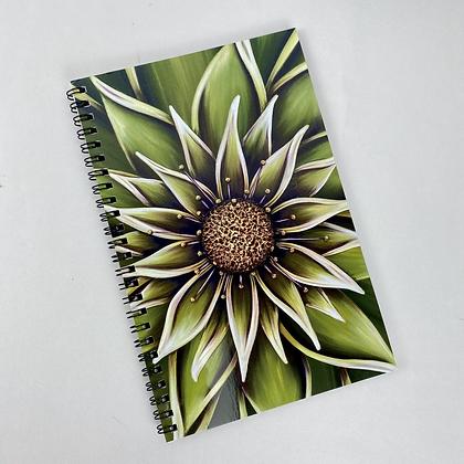 Notebook (lined) - Peridot