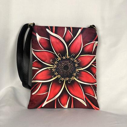 Sling Shoulder Bag - Red