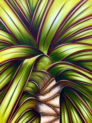 "Tropic #1170  (30"" x 40"")"
